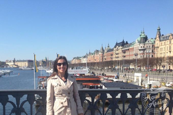 Estocolmo: a Veneza do Norte