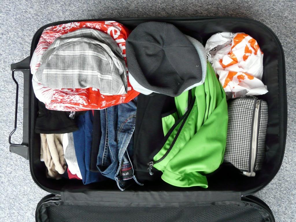 Malas prontas? Saiba a diferença de bagagem entre voos domésticos e internacionais
