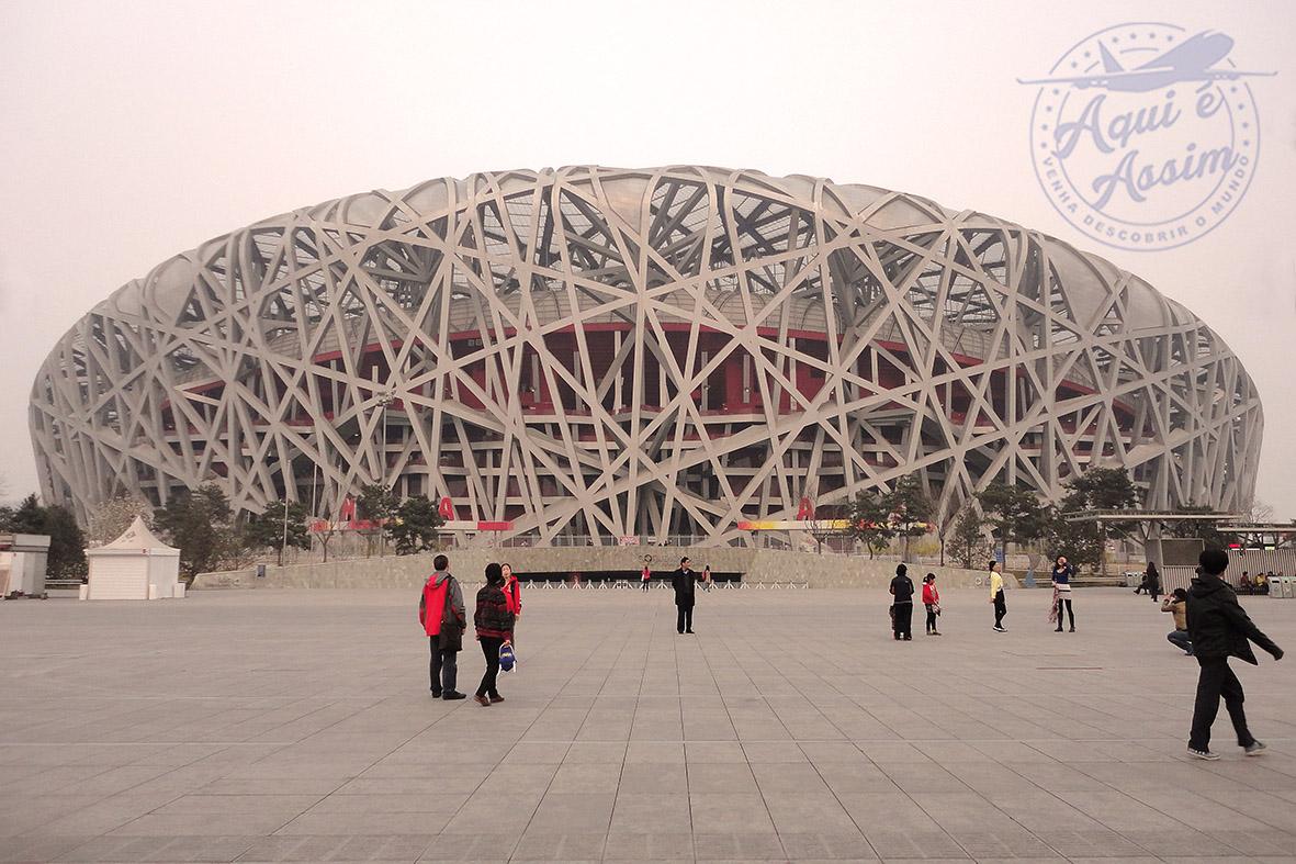 Estádio Nacional de Pequim
