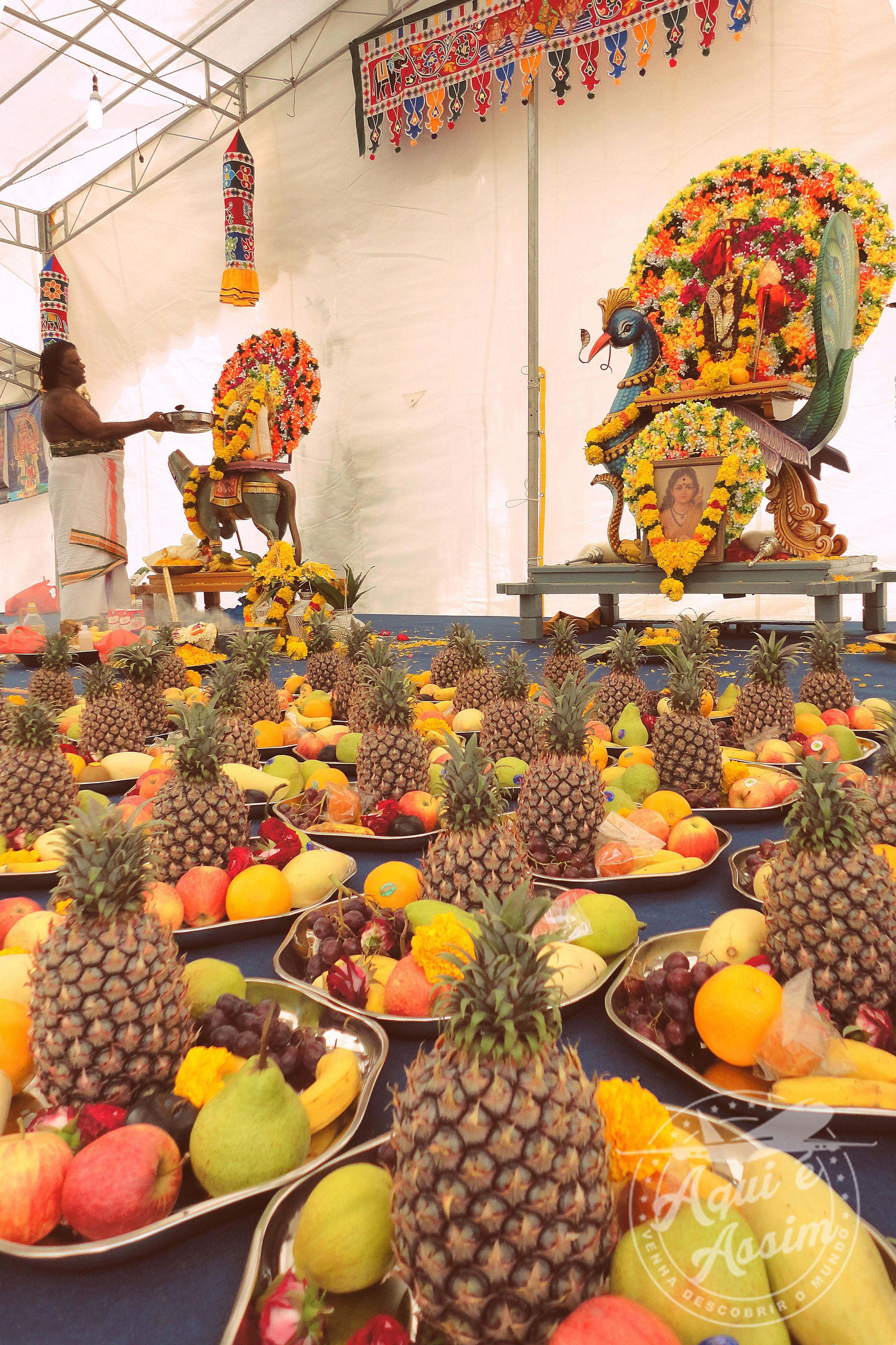 The Thaipusam Festival