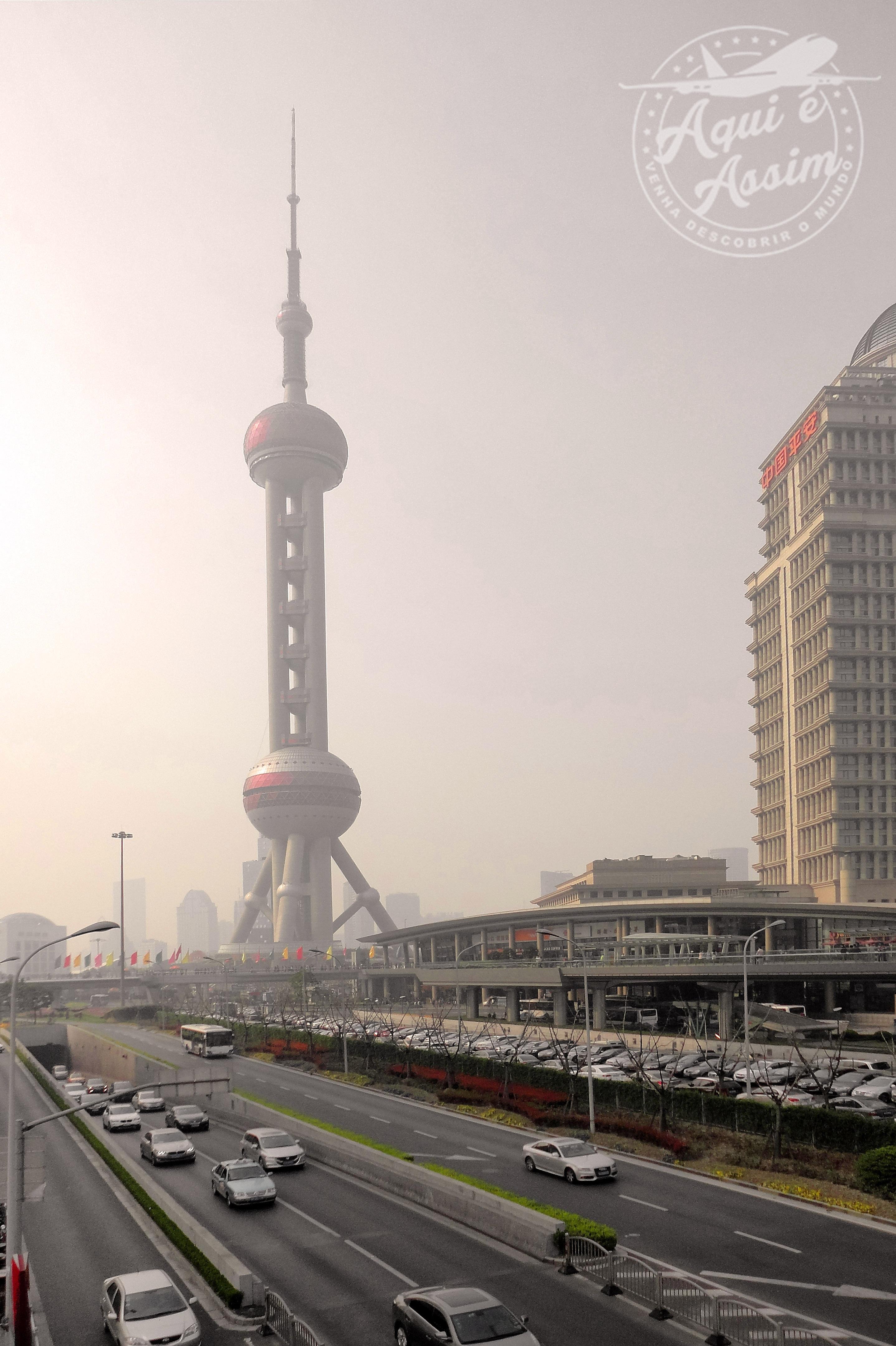 Torre Pérola do Oriente