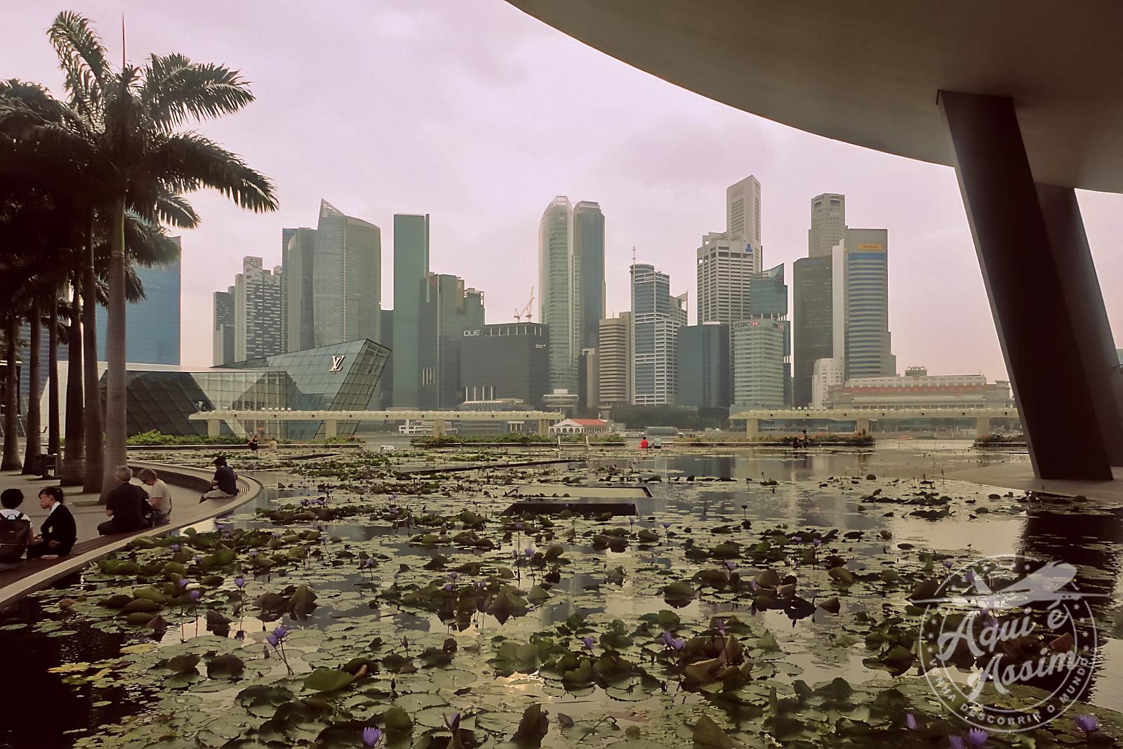 Centro Financeiro de Cingapura: o 4º maior do mundo