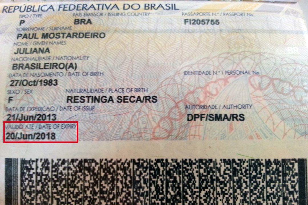 Regra altera entrada de brasileiros na Europa