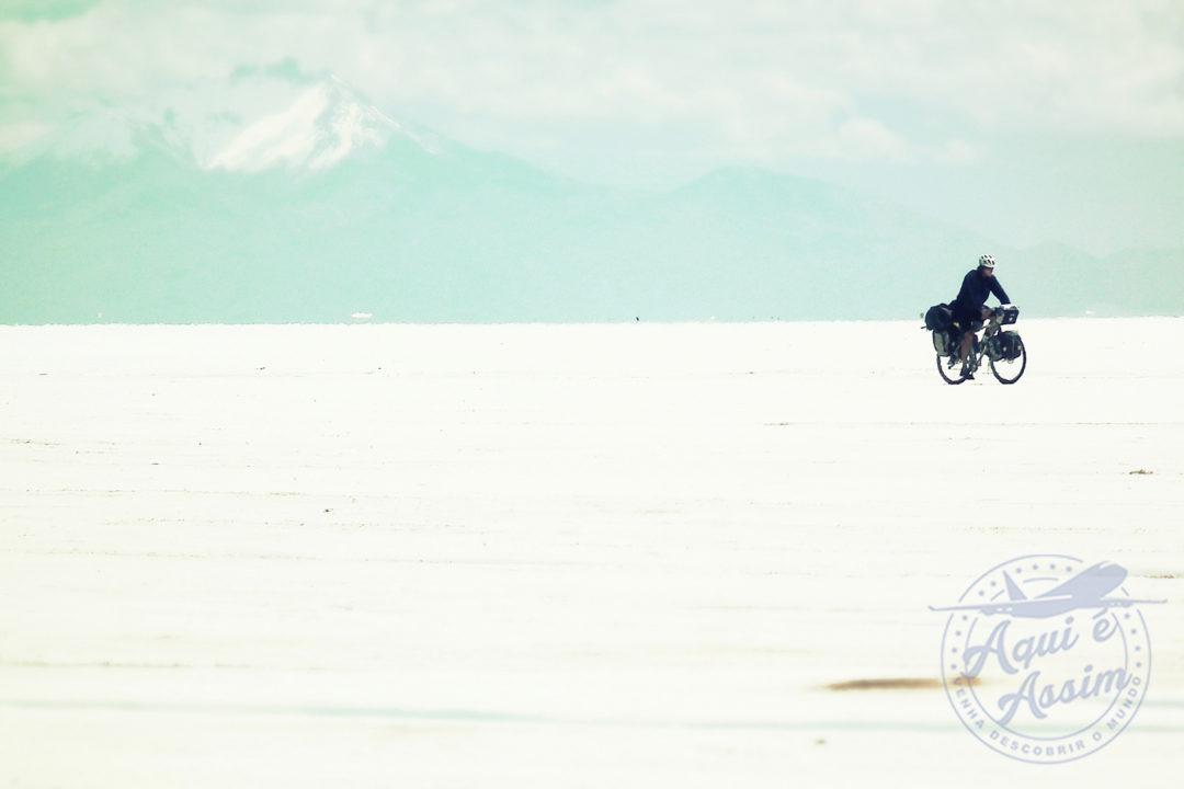 Salar do Uyuni, o deserto branco boliviano