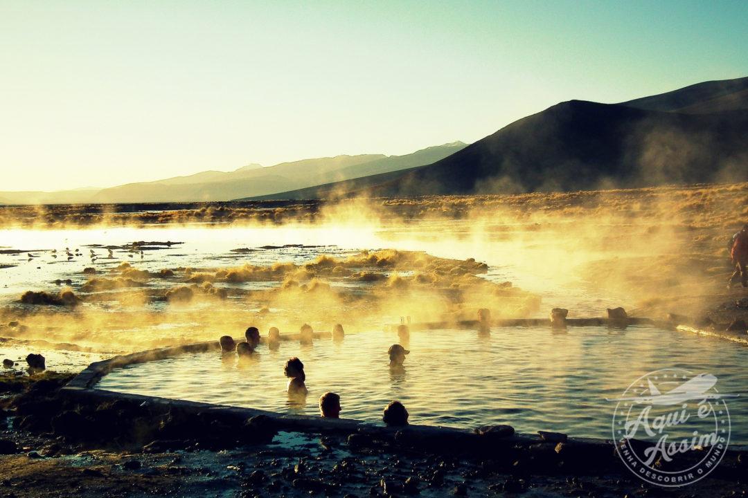 Águas termais bolivianas