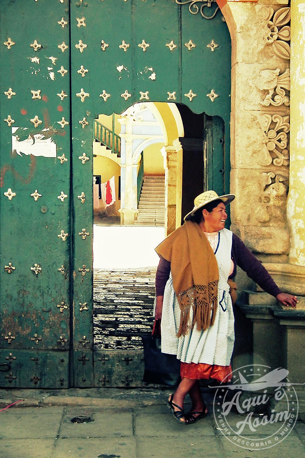 Potosí, a capital constitucional da Bolívia