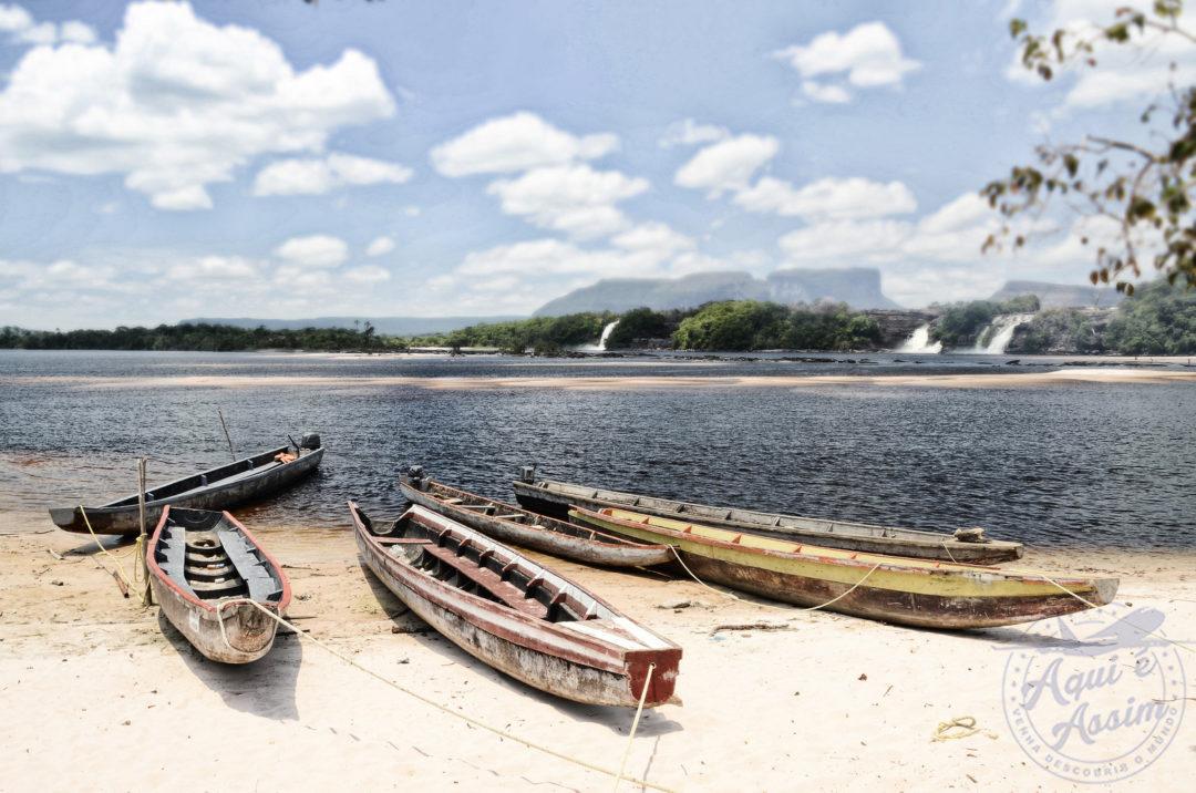 O Parque Nacional Canaima