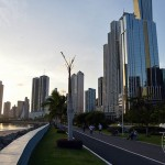 Cinta Costera, onde estão os maiores prédios da América Latina