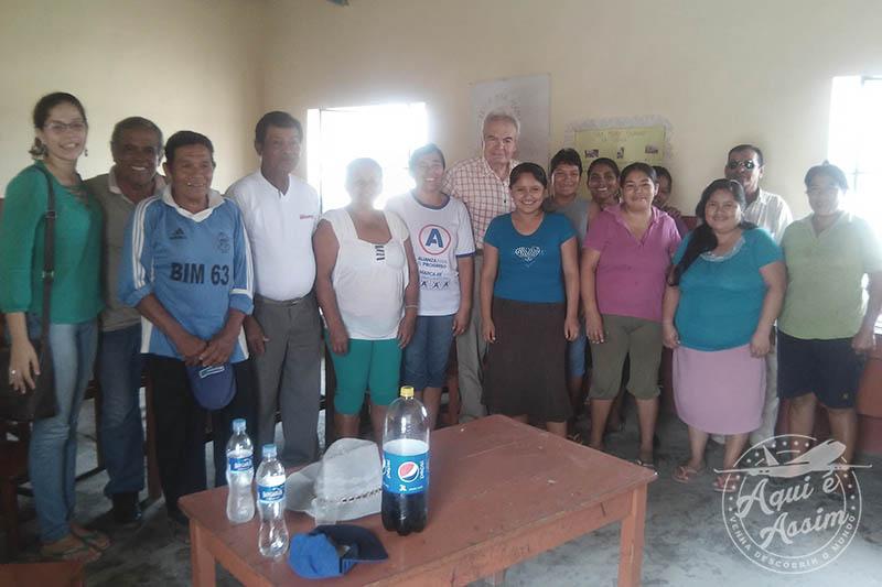 Visita a Comunidades Rurais próximas a Chiclayo