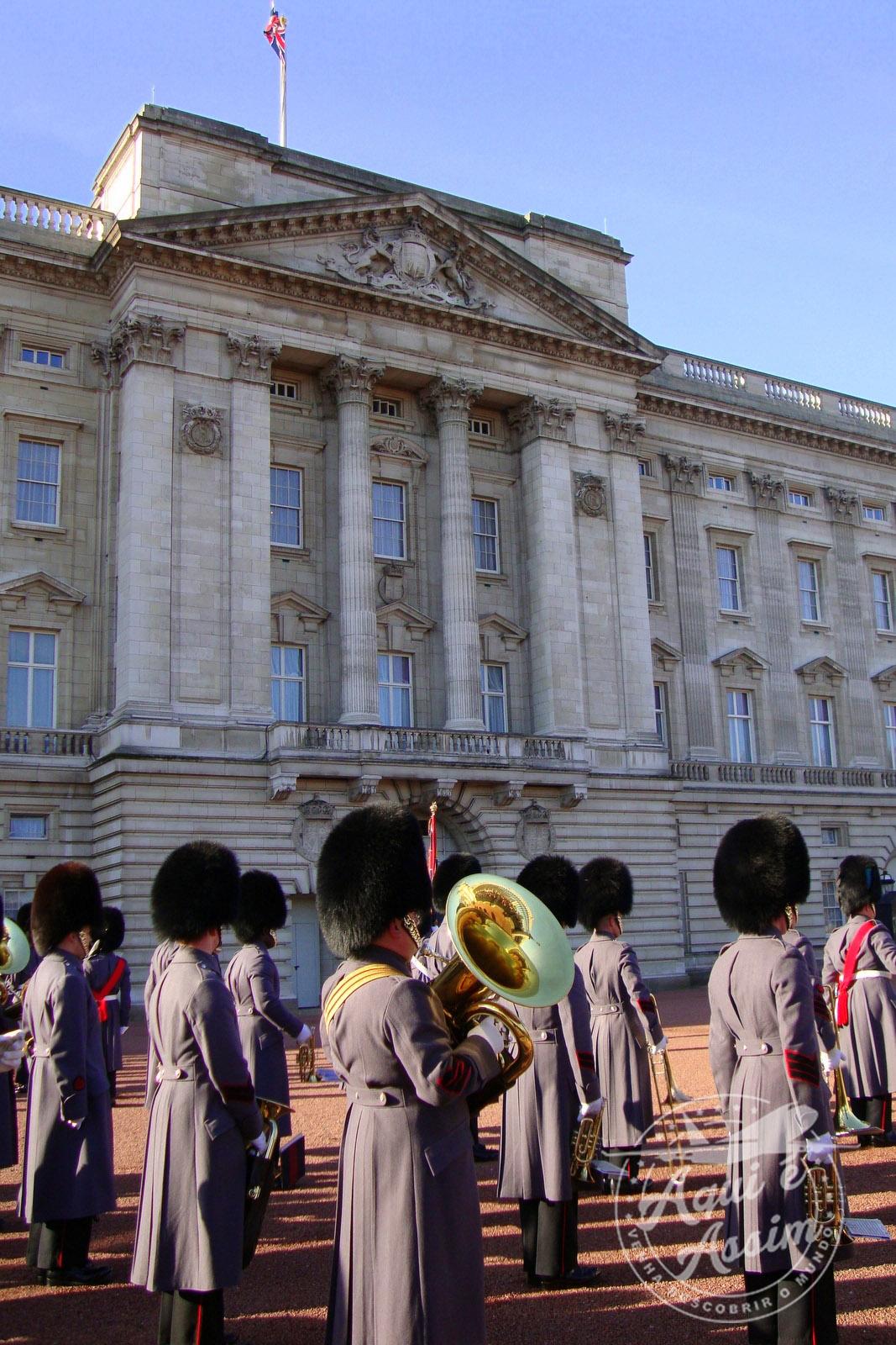 Troca de Guardas Britânica