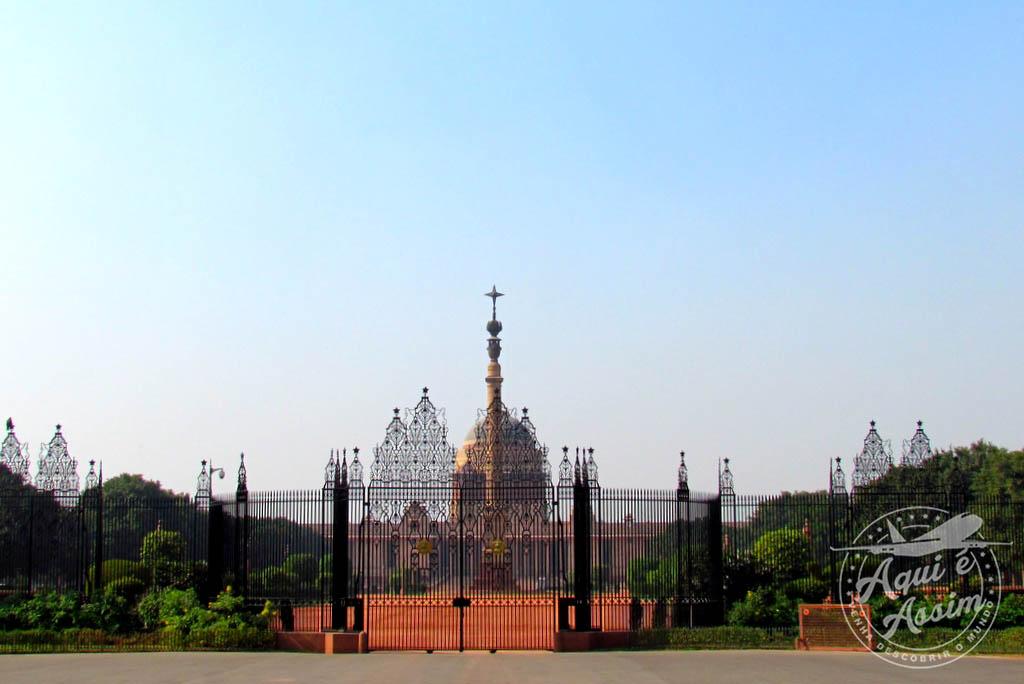 O Parlamento Indiano