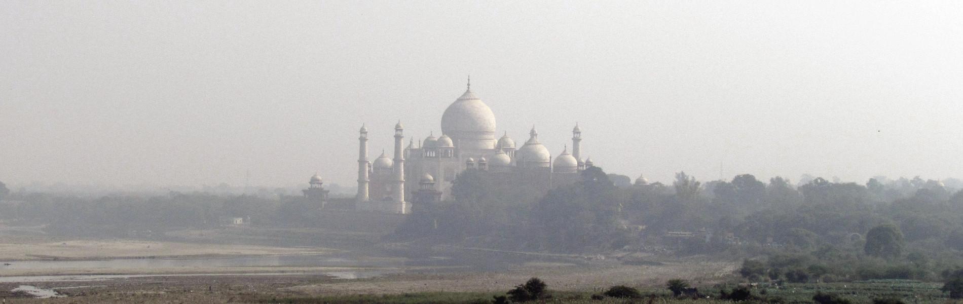 Taj Mahal - Índia