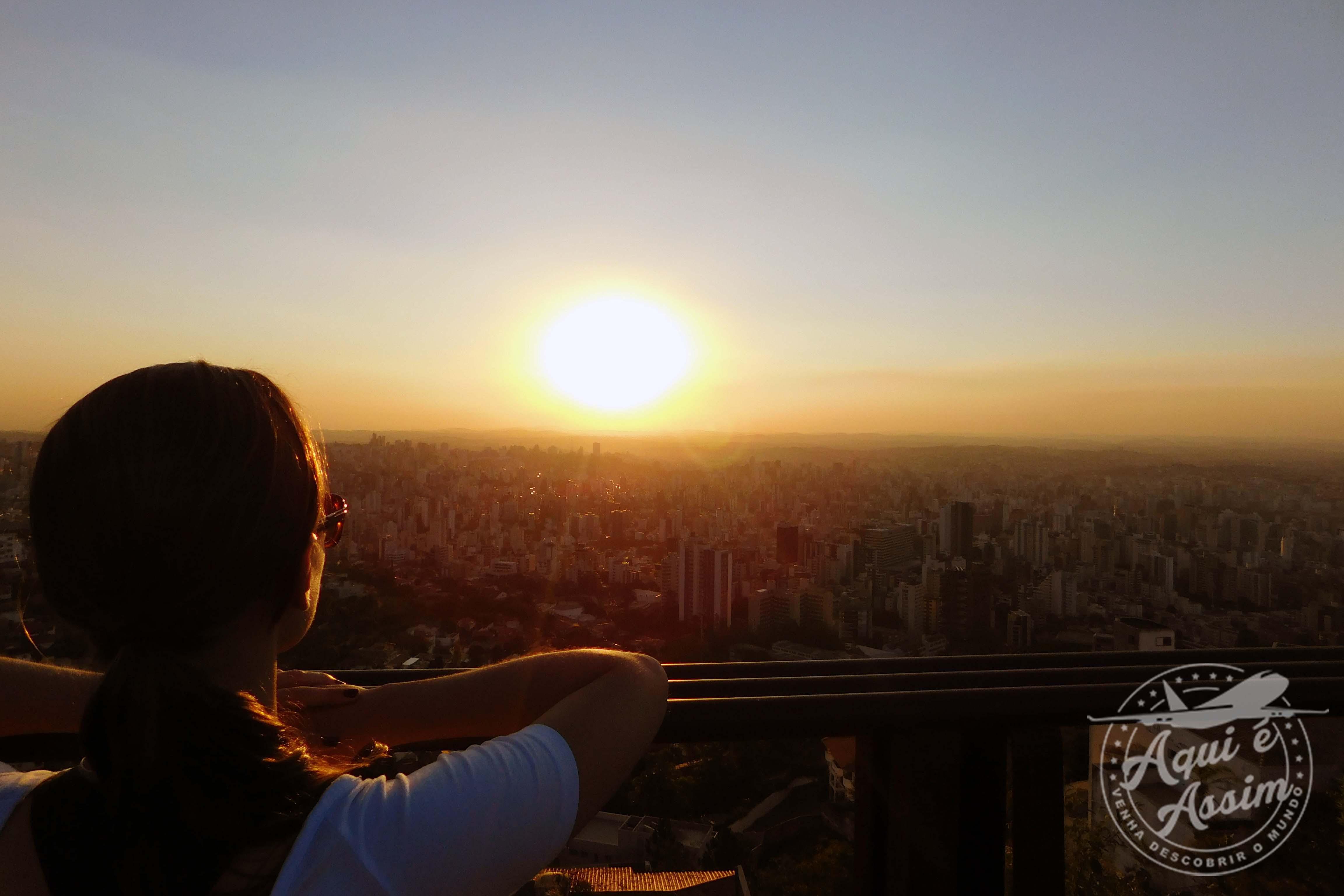 Mirante das Mangabeiras e sua visão 360º de Belo Horizonte