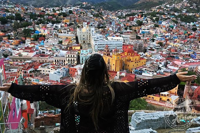 Viagem a Guanajuato