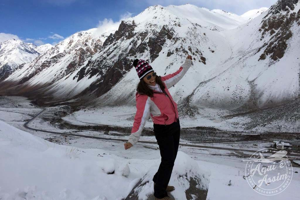 O frio Argentino e todos os desafios que esta experiência me proporcionou